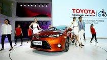 Toyota Trung Quốc dự đoán tiếp tục tăng trưởng dù thị trường có suy giảm
