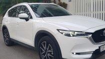 Bán Mazda CX 5 2.5AT 2018, màu trắng