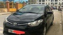 Cần bán Toyota Vios MT sản xuất 2014, màu đen, cảm kết nguyên bản