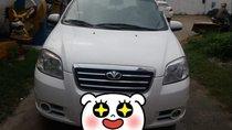 Cần bán gấp Daewoo Gentra năm sản xuất 2009, màu trắng, nhập khẩu xe gia đình, giá 185tr