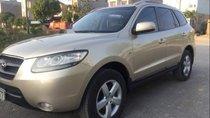 Cần bán gấp Hyundai Santa Fe sản xuất 2007, xe nhập, giá 375tr