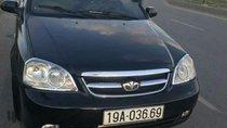 Cần bán gấp Daewoo Lacetti đời 2009, màu đen, xe chạy tốt