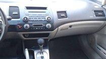 Cần bán Honda Civic AT năm sản xuất 2007, màu đen, xe đẹp, bảo dưỡng thường xuyên nên xe còn rất mới