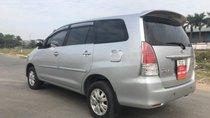 Bán Toyota Innova G sản xuất 2010, màu bạc chính chủ, giá tốt
