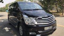 Bán xe Hyundai Starex đời 2015, màu đen, xe nhập