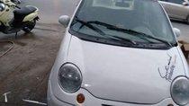 Bán Daewoo Matiz sản xuất 2003, màu trắng xe gia đình, giá 55tr
