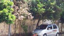 Cần bán lại xe Daewoo Matiz đời 2005, màu bạc, xe nhập