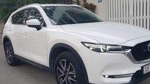 Bán Mazda CX 5 2.5 năm sản xuất 2018, màu trắng