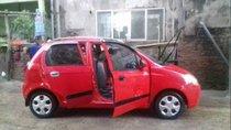 Cần bán Chevrolet Spark sản xuất 2009, màu đỏ, 95tr