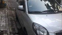 Chính chủ bán lại xe Kia Morning MT đời 2011, màu bạc