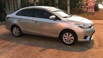 Bán ô tô Toyota Vios 2014, màu bạc số sàn, giá 436tr