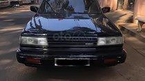 Cần bán xe Nissan Maxima 3.0 MT năm 1987, màu đen, số tay, máy xăng, màu đen, đã đi 110000 km