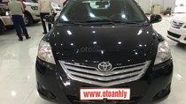 Bán Toyota Vios sản xuất năm 2010, màu đen số sàn, 265 triệu