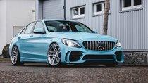 Mercedes-Benz C-Class gây ấn tượng mạnh với bodykit SR66 Design