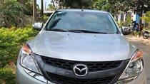 Bán xe Mazda BT 50 3.2L 4x4 AT sản xuất 2013, màu bạc, xe nhập số tự động