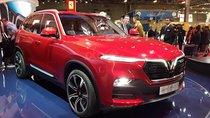 Bán ô tô VinFast LUX SA2.0 Lux SA đời 2019 - Dòng xe SUV cao cấp của VinFast