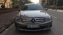 Cần bán xe Mercedes C200 CGI đời 2011, màu xám (ghi), xe nhập, giá chỉ 525 triệu