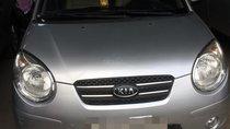 Cần bán lại xe Kia Morning năm 2009, màu bạc số sàn, giá tốt