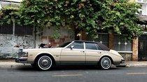 Xế cổ cực hiếm Cadillac Seville 35 năm tuổi rao bán gần 1,5 tỷ đồng