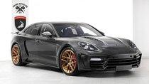 Porsche Panamera siêu ngầu nhờ gói độ của TopCar