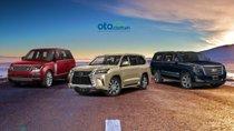 Cuộc so kè của những mẫu SUV hạng sang khủng nhất trên thế giới