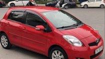 Cần bán gấp Toyota Yaris sản xuất 2011, màu đỏ, nhập khẩu nguyên chiếc, 425tr