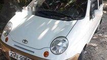 Bán Daewoo Matiz 2005, màu trắng, mới đăng kiểm thay lốp