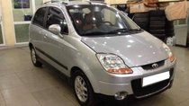 Cần bán xe Daewoo Matiz Van AT sản xuất năm 2007, màu bạc, nhập khẩu
