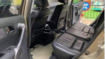 Bán Honda CRV Đk 2010 2.4 màu ghi, xe gia đình sử dụng đẹp suất sắc như mới