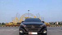 Bán Hyundai Tucson màu đen, đời 2018