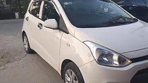 Bán Hyundai Grand i10 1.0 MT năm 2015, màu trắng, xe nhập, hồ sơ cầm tay