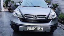 Chính chủ bán xe Honda CR V 2.4 AT sản xuất năm 2010, màu bạc
