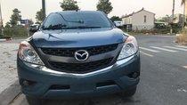 Cần bán xe Mazda BT 50 4x4 đời 2014, màu xanh lam, nhập khẩu nguyên chiếc