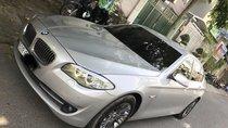Cần bán gấp BMW 5 Series, đời 2012, màu bạc, xe nhập giá cạnh tranh