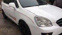 Cần bán xe Kia Carens LX 1.6 MT sản xuất năm 2010, màu trắng số sàn, giá tốt