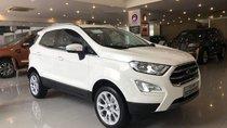 Cần bán Ford EcoSport 2018, màu trắng, mới 100%