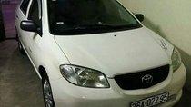 Bán ô tô cũ Toyota Vios MT đời 2005, màu trắng như mới, giá 160tr