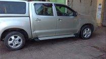 Cần bán lại xe Toyota Hilux năm 2009, màu bạc, nhập khẩu Thái giá cạnh tranh