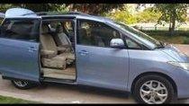 Cần bán xe Toyota Previa đời 2006, màu xanh lam, nhập khẩu nguyên chiếc còn mới