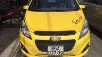 Bán Chevrolet Spark LT đời 2013, màu vàng, 195 triệu