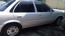 Cần bán xe Toyota Corolla MT năm 1990, màu trắng, nhập khẩu, hồ sơ cầm tay, sang tên dễ dàng