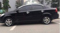 Bán xe Chevrolet Aveo MT năm sản xuất 2017, màu đen như mới