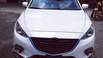 Bán Mazda 3 1.5 đời 2016, màu trắng, giá tốt