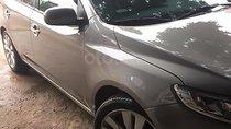 Cần bán Kia Forte EX 1.6 MT 2011, màu xám số sàn, giá chỉ 300 triệu