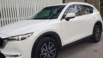 Bán xe Mazda CX 5 sản xuất năm 2018, màu trắng