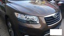 Cần bán xe Hyundai Santa Fe SLX 2.0AT 2012, màu nâu, nhập khẩu