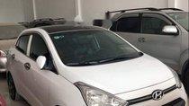 Bán ô tô Hyundai Grand i10 sản xuất 2016, màu trắng, xe nhập