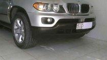 Cần bán BMW X5 năm sản xuất 2007, màu bạc chính chủ