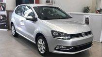 Cần bán xe Volkswagen Polo 1.6AT năm sản xuất 2018, màu bạc, nhập khẩu nguyên chiếc, giá 599tr