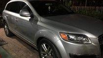 Cần bán xe Audi Q7 AT 2008, màu bạc, nhập khẩu nguyên chiếc